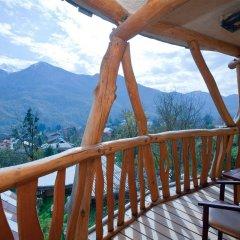 Ом Дом Отель балкон