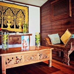 Отель Natadola Beach Resort Фиджи, Вити-Леву - отзывы, цены и фото номеров - забронировать отель Natadola Beach Resort онлайн интерьер отеля