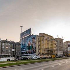 Отель Little Home - Aleje Jerozolimskie 85 Польша, Варшава - отзывы, цены и фото номеров - забронировать отель Little Home - Aleje Jerozolimskie 85 онлайн городской автобус
