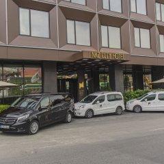 Naz City Hotel Taksim спортивное сооружение