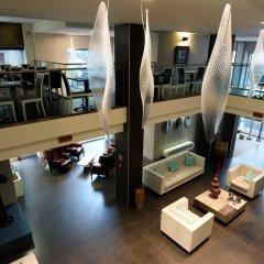 Smart Hotel Milano фитнесс-зал