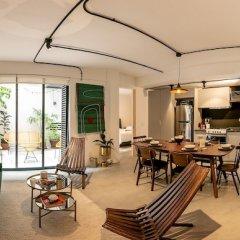 Отель Cozy & Hip Roma Apt With 2 Private Terraces! Мехико фото 13