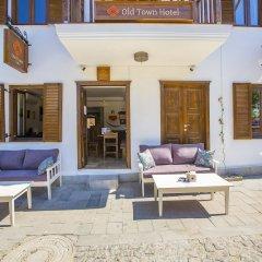 Old Town Hotel Kalkan Турция, Калкан - отзывы, цены и фото номеров - забронировать отель Old Town Hotel Kalkan онлайн интерьер отеля