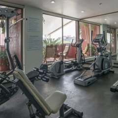 Holiday Inn Hotel And Suites Zona Rosa Мехико фитнесс-зал фото 3