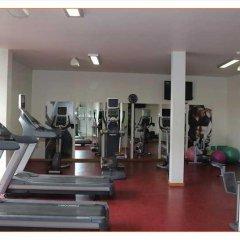 Отель Praia Morena фитнесс-зал