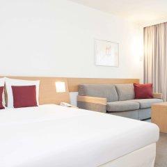 Отель Novotel Brussels Off Grand Place Бельгия, Брюссель - 4 отзыва об отеле, цены и фото номеров - забронировать отель Novotel Brussels Off Grand Place онлайн комната для гостей фото 2