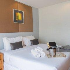 Апартаменты Antique Palace Apartment Бангкок комната для гостей фото 2