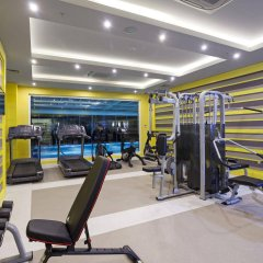 Отель Karmir Resort & Spa фитнесс-зал