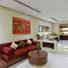 Отель BelAire Bangkok Бангкок комната для гостей фото 3