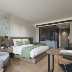 GreenTree Alliance JiangSu SuZhou Xihuan Road Sports Center Hotel комната для гостей фото 2