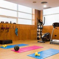 Отель Malcom and Barret Валенсия фитнесс-зал фото 2