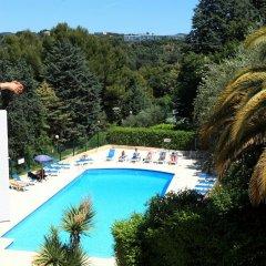 Отель Residence les Agapanthes балкон