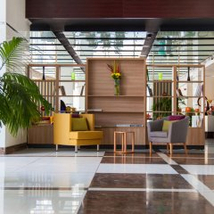 Отель Pearl Park Inn интерьер отеля фото 3