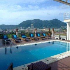 Отель BV Resortel Phuket бассейн фото 2