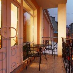 Гостиница Регина балкон