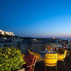 Отель Athens Utopia Ermou Афины приотельная территория