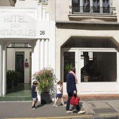 Отель Hôtel Des Batignolles Франция, Париж - 10 отзывов об отеле, цены и фото номеров - забронировать отель Hôtel Des Batignolles онлайн фото 8