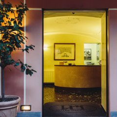 Отель Albergo Minerva Церковь Св. Маргариты Лигурийской интерьер отеля