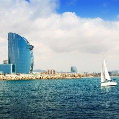 Отель Txapela Испания, Барселона - отзывы, цены и фото номеров - забронировать отель Txapela онлайн пляж