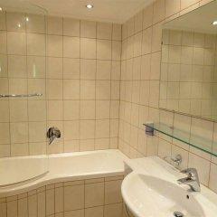 Hotel Tyrol Хохгургль ванная