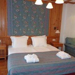 Отель Villa Kalina Банско комната для гостей фото 4