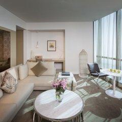 Jumeirah at Etihad Towers Hotel комната для гостей фото 5