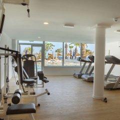 Отель Family Life Nausicaa Beach фитнесс-зал фото 2