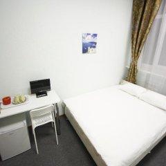 Мини-Отель Агиос на Курской 3* Стандартный номер с двуспальной кроватью фото 21