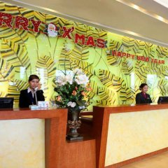 Muong Thanh Grand Ha Long Hotel интерьер отеля фото 2