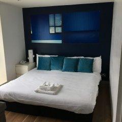 Отель Brunswick Merchant City Hotel Великобритания, Глазго - отзывы, цены и фото номеров - забронировать отель Brunswick Merchant City Hotel онлайн комната для гостей фото 4