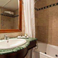 Отель Exe Mitre Барселона ванная фото 2