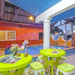 Отель Jomtien Sea Villa детские мероприятия фото 2