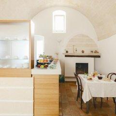 Отель Il Borgo Ritrovato - Albergo Diffuso Бернальда питание фото 3