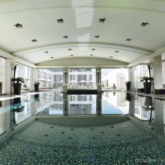 Four Seasons Hotel Amman бассейн фото 2