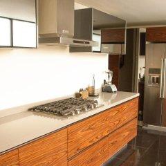 Отель Sophisticated Penthouse Jacuzzi &terrace Мехико в номере