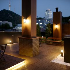 Отель Lumia Hotel Myeongdong Южная Корея, Сеул - отзывы, цены и фото номеров - забронировать отель Lumia Hotel Myeongdong онлайн бассейн фото 2