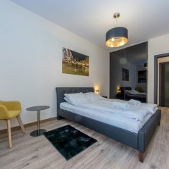 Апартаменты BillBerry Apartments - Rajska Suites Гданьск комната для гостей фото 2