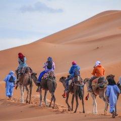 Отель Saharian Camp Марокко, Мерзуга - отзывы, цены и фото номеров - забронировать отель Saharian Camp онлайн развлечения