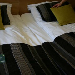 Отель Best Western Plus Hotell Hordaheimen сейф в номере