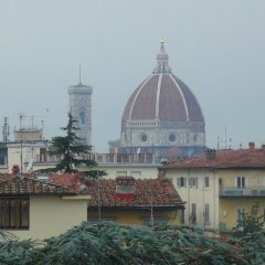 Отель Orcagna Италия, Флоренция - 8 отзывов об отеле, цены и фото номеров - забронировать отель Orcagna онлайн балкон