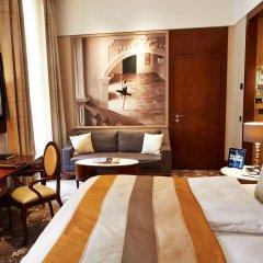 Отель Palais Hansen Kempinski Vienna 5* Номер Делюкс с различными типами кроватей фото 12