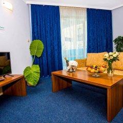 Aqua Hotel Burgas комната для гостей фото 5