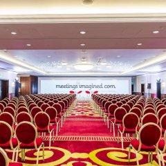 Prague Marriott Hotel Прага помещение для мероприятий
