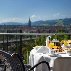 Hotel Allegro Bern балкон