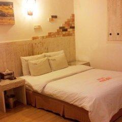 Hotel Cutee Gangnam комната для гостей