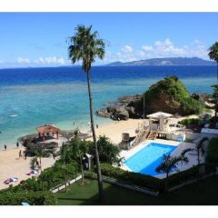 Hotel Miyuki Beach Центр Окинавы
