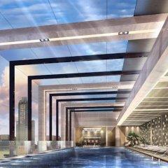 Отель Langham Place Xiamen Китай, Сямынь - отзывы, цены и фото номеров - забронировать отель Langham Place Xiamen онлайн бассейн фото 2