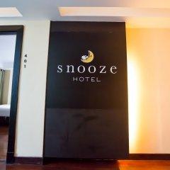 Snooze Hotel Thonglor Bangkok Бангкок интерьер отеля фото 3