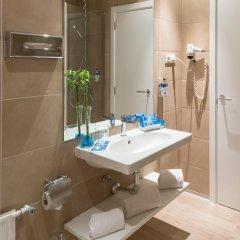 Отель Madrid Gran Vía 25, managed by Meliá Испания, Мадрид - 8 отзывов об отеле, цены и фото номеров - забронировать отель Madrid Gran Vía 25, managed by Meliá онлайн ванная фото 2