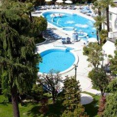 Отель Due Torri Италия, Абано-Терме - отзывы, цены и фото номеров - забронировать отель Due Torri онлайн спортивное сооружение
